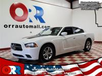 Recent Arrival!  2013 Dodge Charger SE White Awards: