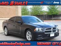 Charger SE, 4D Sedan, 3.6L 6-Cylinder SMPI DOHC, Black,