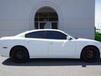 Cloth. 2013 Dodge Charger SE CARFAX One-Owner. Odometer
