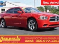Clean CARFAX. CARFAX One-Owner. This 2013 Dodge Charger