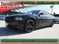 With 6,654 miles, this 2013 Dodge Charger represents an