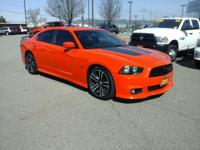 Looking for a clean, well-cared for 2013 Dodge Charger?