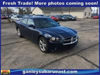 Dodge Charger SXT 2013 Blue Pearl Bluetooth,