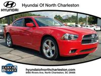 CARFAX One-Owner. Clean CARFAX. 2013 Dodge Charger SXT