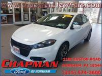 2013 Dodge Dart SXT/Rallye, ONE OWNER, BACK UP CAMERA,