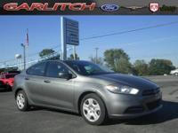 Be sure to take a look at this 2013 Dodge Dart, all