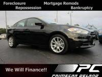 This 2013 Dodge Dart Rallye might just be the sedan