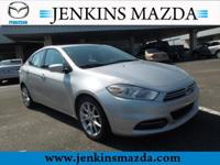 -New Landing- MP3 CD Player This Silver 2013 Dodge Dart