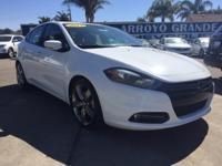 Options:  2013 Dodge Dart 4Dr Sdn Gt Used|White