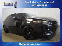Recent Arrival! 2013 Dodge Dart Limited/GT Odometer is