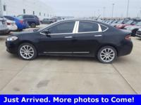 2013 Dodge Dart Limited/GT FWD 6-Speed Manual 1.4L I4