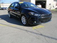 Options:  2013 Dodge Dart 4D Sedan