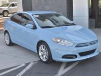 CARFAX One-Owner. Laguna Blue 2013 Dodge Dart
