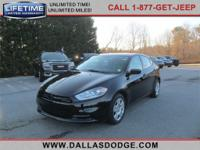 Dallas Dodge proudly presents this carfax 1 owner 2013