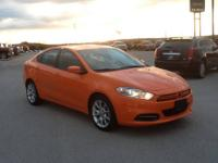 This outstanding example of a 2013 Dodge Dart SXT is