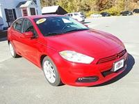 Step into the 2013 Dodge Dart! Feature-packed and