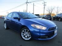 Options:  2013 Dodge Dart Sxt Sedan|1.4L I4 16V|6-Speed
