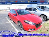 2013 Dodge Dart SXT/Rallye This Dodge Dart is