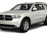 Looking for a clean, well-cared for 2013 Dodge Durango?
