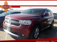 Options:  2013 Dodge Durango Crew|Awd Crew 4Dr