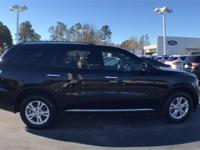 2013 Dodge Durango Crew Brilliant Black Crystal