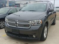 This 2013 Dodge Durango Crew is offered to you for sale