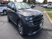 Take command of the road in the 2013 Dodge Durango!