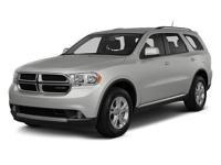 This 2013 Dodge Durango SXT in True Blue features: