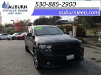 ONE OWNER, AWD, CRUISE CONTROL! This 2013 Dodge Durango