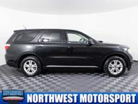 Clean Carfax Two Owner SUV with 3rd Row!  Options: