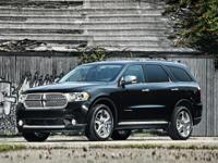 2013 DODGE DURANGO..SXT PACKAGE..LOADED..3RD ROW