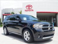 This 2013 Dodge Durango SXT is proudly offered by Ed