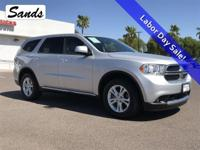 2013 Dodge Durango SXT 3.6L V6 Flex Fuel 24V VVT Bright