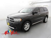 This 2013 Dodge Durango SXT has all the options, Seat