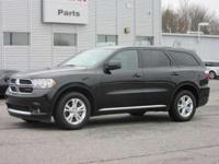 Check out this gently-used 2013 Dodge Durango we