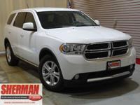 PREMIUM & KEY FEATURES ON THIS 2013 Dodge Durango