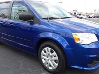 Exterior Color: blue, Body: Mini-Van, Fuel: Flex Fuel,