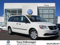 Options:  2013 Dodge Grand Caravan Se|White|**Clean