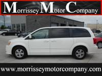 Exterior Color: bright white, Body: Minivan, Engine: