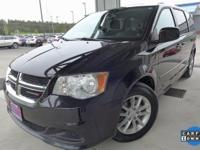 Options:  2013 Dodge Grand Caravan Sxt|3.16 Axle