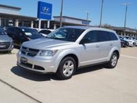 This wonderful-looking 2013 Dodge Journey is the rare