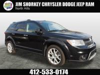 Recent Arrival!**LEATHER AND MUCH MORE** 2013 Dodge