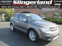Options:  2013 Dodge Journey Crew|Factory