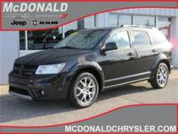 Options:  2013 Dodge Journey R/T All-Wheel Drive|Miles: