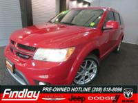 CARFAX One-Owner. Certified. Bright Red Clearcoat 2013