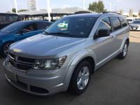 We are excited to offer this 2013 Dodge Journey. This