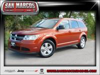 Options:  2013 Dodge Journey Se|Copper/|V4 2.4L