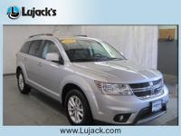 This impressive example of a 2013 Dodge Journey SXT is