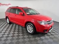 This One Owner Clean CarFax 2013 DODGE JOURNEY SXT FWD