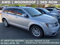 AWD w/ Moonroof - 3rd Row Power Moonroof| Sunroof, 3rd